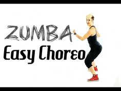 Zumba Dance Aerobic Workout For Beginner Level - Super Easy Choreography - Dance…