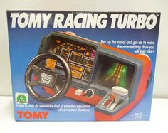 I  remember my Tomy Racing Turbo!