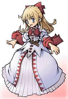 Brave Fencer Musashi Princess Fillet