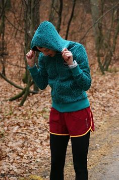 running outfit for cold days