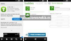 Dukto para Nokia se actualiza a la versión 5.2.0 http://www.aplicacionesnokia.es/dukto-para-nokia-se-actualiza-a-la-version-5-2-0/