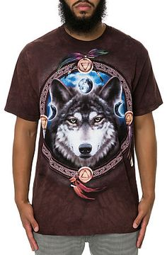 The Guide T-shirt in Brown by The Mountain