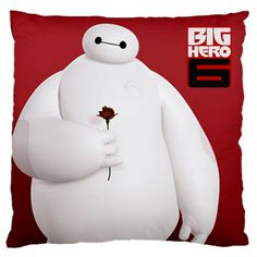 BIG HERO 6 BAYMAX LARGE CUSHION CASES FOR ONLY $14.99  AT THE LINK BELOW:  http://www.blujay.com/?page=profile&profile_username=officer1963&catc=89012000
