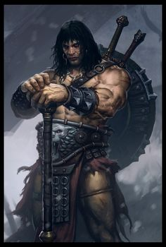 Dark Horse Comics' Conan Fan Art Cover Contest.