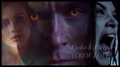 Lydia + Parrish | The Banshee & The Hellhound |