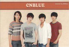★CNBlue★ Arena Tour Postcards