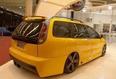Fiat Marea Weekend rebaixado e Tuning | Planeta Automotivo