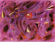 """""""Constellation érotique (1961)"""", 1961 de André Aimé René Masson (1896-1987, Belgium)"""