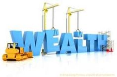 Ray's Wealth Wisdom: 4 Steps To Wealth Building