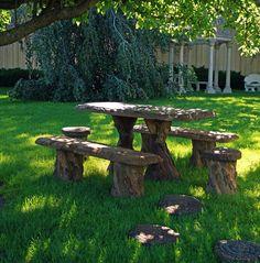 Woodland Table Set