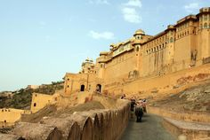 Incredible India's Amber Fort