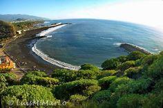 La Palma recibe 5 banderas azules para sus playas en el 2013