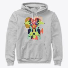 This hoodie is Made To Order, one by one printed so we can control the quality. If you're not satisfied, let us know and we'll make it right Let It Be, Unisex, Hoodies, Printed, Simple, Fit, How To Make, Sweaters, T Shirt