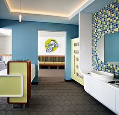 dental office colors. Fine Office Pediatric Office Design By Kevin Richardson Of Twenty Inc On Dental Office Colors N