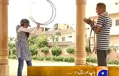 Marium Akhtar Spins Father's Day on Pakistan TV | Hooping.org