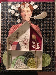 new piece in progress. Julie liger-belair