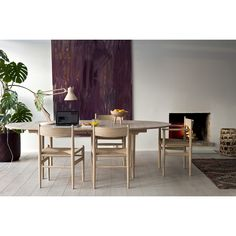 CH338 | Hans J. Wegner | Carl Hansen and Son | SUITE NY
