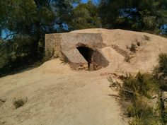 Spanish Civil War bunker 2