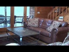 Majestic Mountain Getaways Inc - Bear Track Falls - GA Very nice 3 bedroom 3 bath cabin with hot tub, pool table, internet access, creek, pond, and much more.