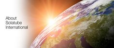 Ever wonder how the #earth began? Here's how our world did. www.solatube.com