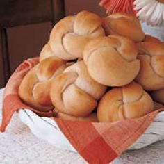 Freeze-and-Bake Rolls