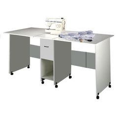 Venture Horizon Delano Folding Craft Table