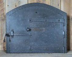 Wonderful Teton Iron Pizza Oven Doors MD 210