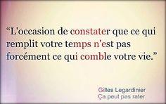 """Gilles Legardinier """"Ça peut pas rater"""""""