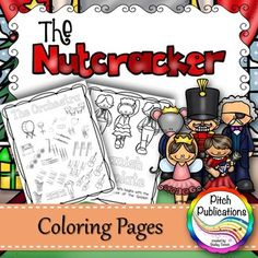 Awesome Nutcracker activities! Can't wait to try it out!  #elmused #pitchpublications #musictpt elementary music the nutcracker