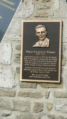 Major Richard D. Winters Memorial
