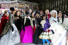 NYC's Ice Ball- an incredible event