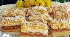 Hungarian Cake, Hungarian Recipes, Cake Cookies, Cupcake Cakes, Eat Seasonal, Salty Snacks, Baking And Pastry, Creme Brulee, Fall Desserts
