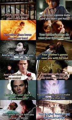 #Supernatural poem ♥