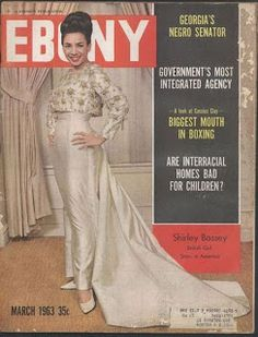 Ebony Magazine Cover 1950   ... know that you can browse vintage ebony and jet magazines using the