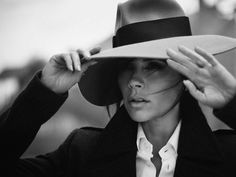 Victoria Beckham by Boo George for Vogue Germany