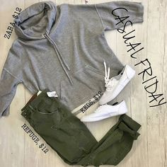 HAAAAPPPY FRIDAYYYY!!!   And it's pay day   so treat yo'self and do some shopping! Stop by @ the Harwood Heights Plato's to get your friday night outfit!!! Loving this casual look  http://ift.tt/2eaAXuS - http://ift.tt/1HQJd81