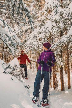 Parc national du Mont-Tremblant - Secteur de la Pimbina, Saint-Donat