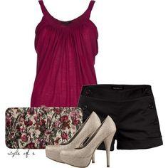 ♥ Outfits Primavera Verano ♥