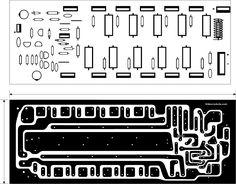 Zener Mono 500w Crown Amplifier, Hifi Amplifier, Circuit Board Design, Electronic Circuit Projects, Lakshmi Images, Gabriel, Neon Signs, Electronic Circuit, Log Projects