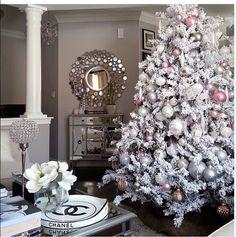 White chic Christmas
