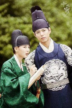 Những màn giả trai, giả gái cổ trang điêu luyện nhất màn ảnh Hàn - Ảnh 2.
