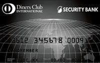 Diner's Club International SECURITY BANK Premiere