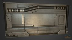 Halo themed environment - Polycount Forum