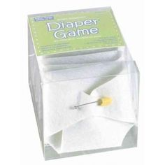 Baby Shower Diaper Game for $7.45
