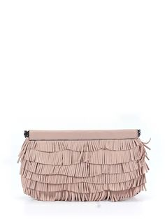 Milly Clutch - so cute! Love the fringe!
