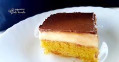 Cookbook Recipes, Cooking Recipes, Greek Desserts, Vanilla Cake, Tiramisu, Cheesecake, Ethnic Recipes, Easy, Food