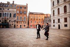 Venice wedding photography - Italy • Engagement photography • Benátky • MEMO photo agency - svadobný fotograf Bratislava, Venice, Louvre, Wedding Photography, Building, Travel, Viajes, Venice Italy, Buildings