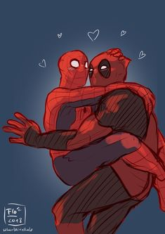 spideypool | Tumblr