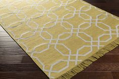 designer yellow indoor outdoor rugs add bright color to your home