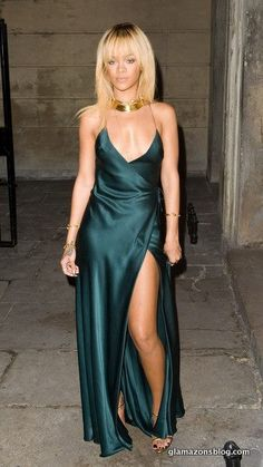Giorgio Armani Dress, Tom Ford Shoes